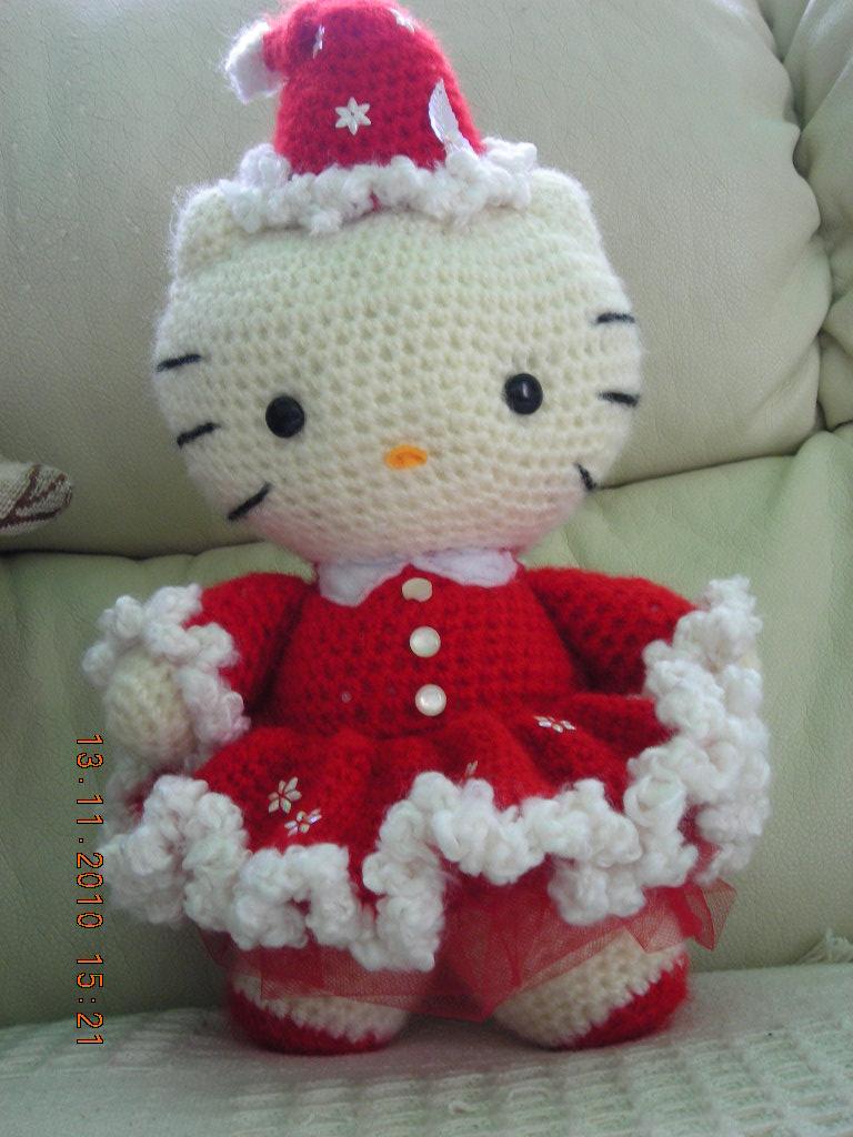 Amigurumi Gatita Kitty : HOSHILANDIA: noviembre 2010