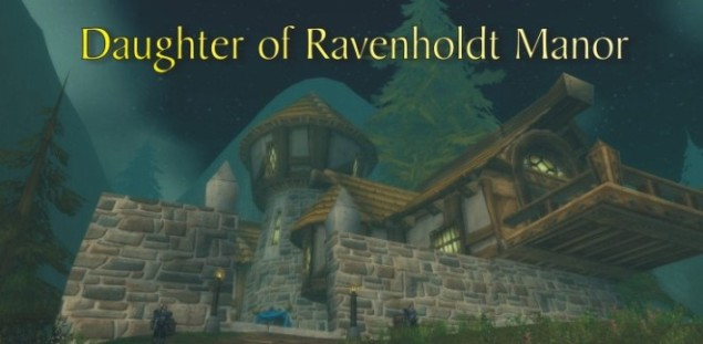 Daughter of Ravenholdt Manor
