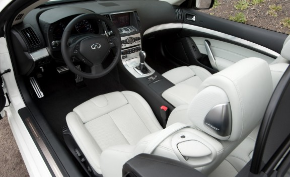 Car News And Cars Gallery: 2009 Infiniti G37 Convertible