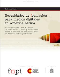 Abrir el PDF 'Necesidades de formación para medios digitales en América Latina'