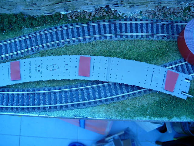 HO Train Layouts Profi Track