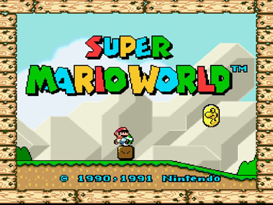 Download Super Mario World   PC pc arcade