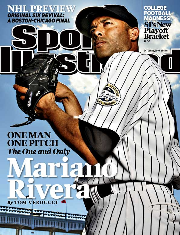 MARIANO RIVERA Celebration