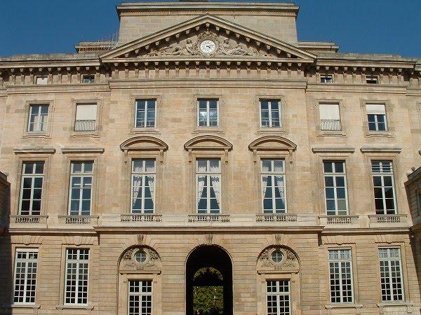 Adrian moore guy savoy moving to hotel de la monnaie - Hotel de la monnaie ...