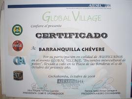 Barranquilla Chévere apoyando la interculturalidad