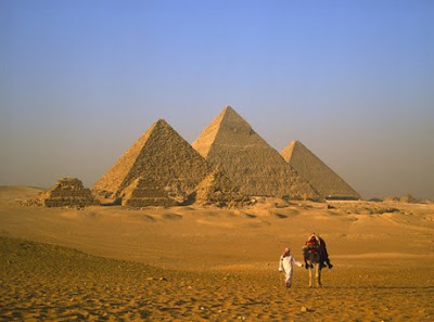 pyramid of egypt