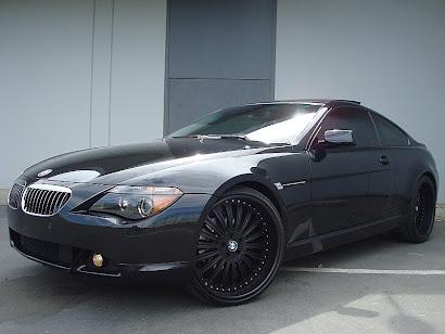 Bmw 645ci Rims. 2005 BMW 645CI-SPORT