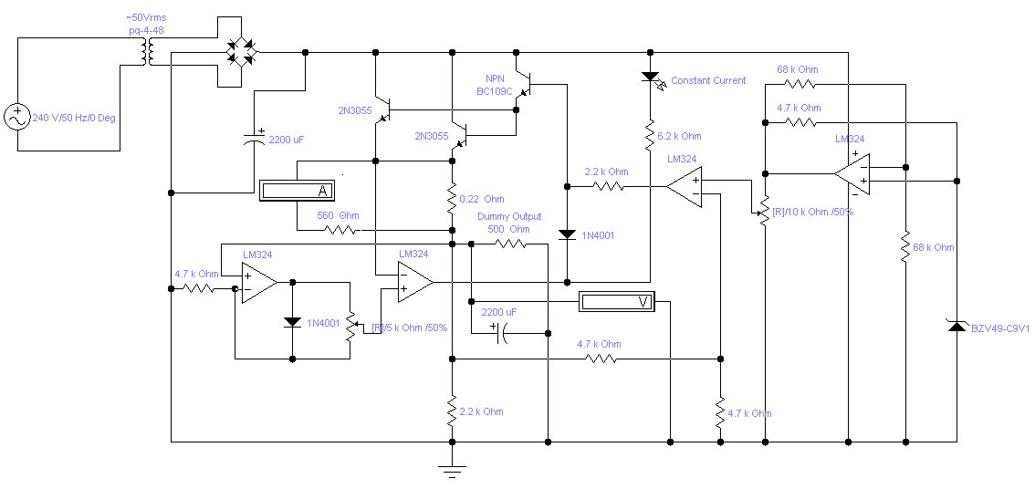 First Tone Controls Projects For Electronic Students as well Li12117 further Automatic Battery Charger Circuit in addition Cap Value For Full Wave Rectifier Circuit in addition 451pd2. on bridge rectifier voltage regulator schematic