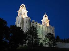 Manti Temple