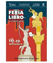 Octª Feria del Libro Ciudad de México 2009