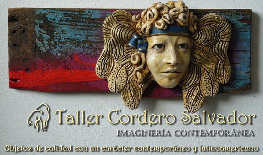 Taller Cordero Salvador - Imaginería Contemporánea - Objetos de Arte
