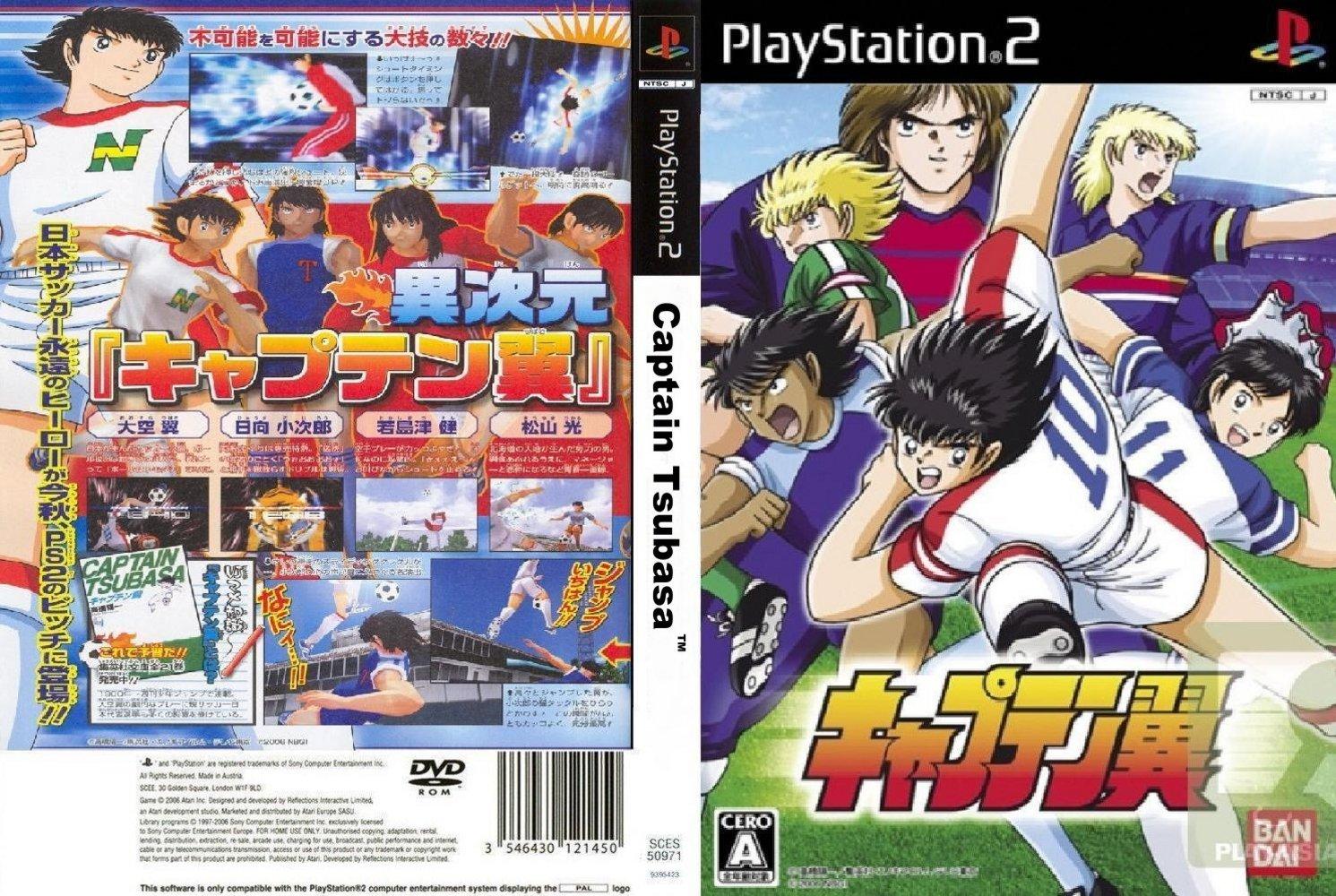 Download Game Tsubasa Pc Ps2