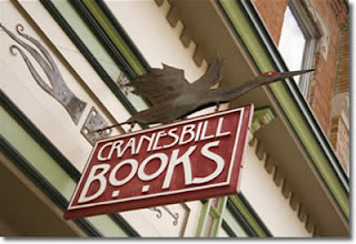Cranesbill Book and Toy Store. Photo by Kim Dosey, 2007. All rights reserved.