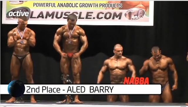 aled barry steroids