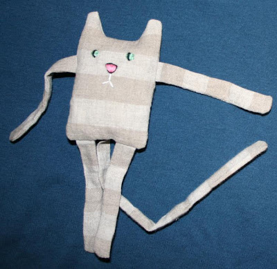 Funky Friends Factory | Toy Sewing Patterns | Cloth Doll