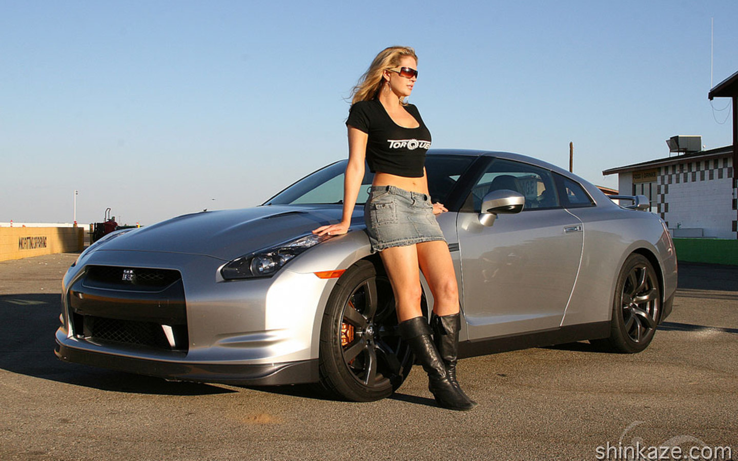 hot girl with nissan - photo #11