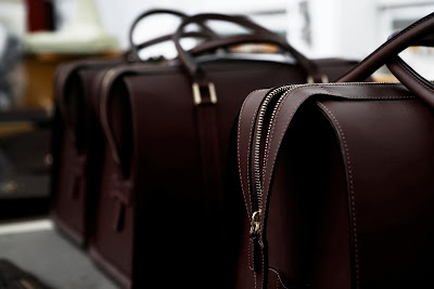 Factory visit: Alfred Dunhill
