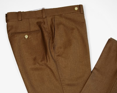 Panta: Great trousers made in New York