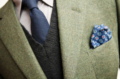 Patrick Grant on dressing well