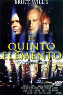 Ver Película El Quinto Elemento Online Gratis (1997)