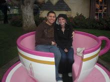 Disneyland Teacup