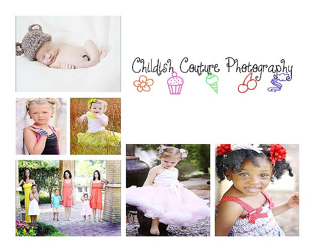 Childish Couture Boutique Modeling and Photography