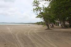 Entrada Playa Arriba
