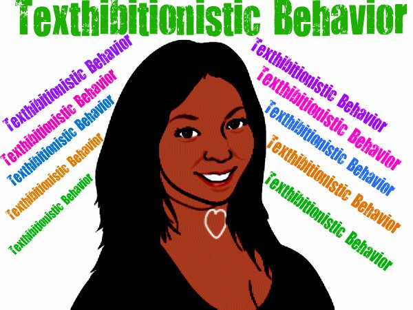 Texthibitionistic Behavior