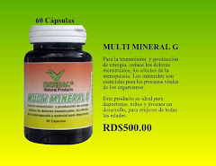MULTI MINERAL G