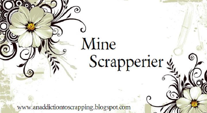 Min scrappe-blogg