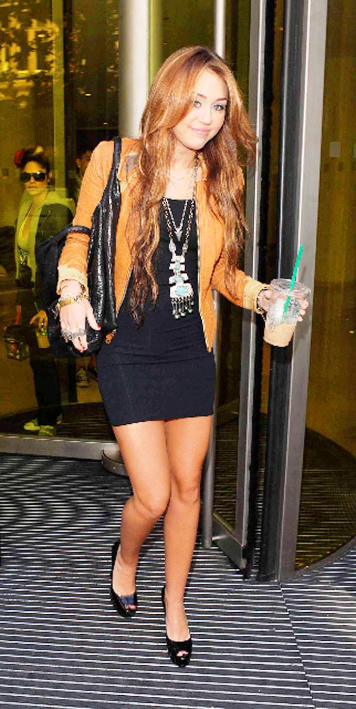 Miley Cyrus Legs
