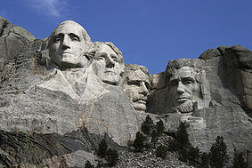 Mt. Rushmore - Presidents