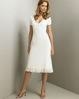 vestido branco para o ano novo