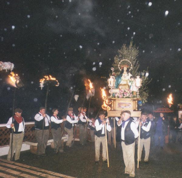 Virgen de los Rondeles