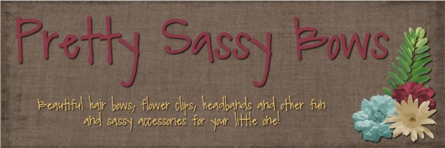 Pretty Sassy Bows