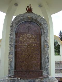 Паметник на загиналите през войните (1912-1913)