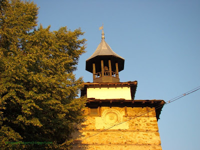 Камбаната на часовниковата кула в Етрополе