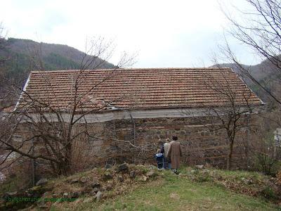 """Църквата на село Чуйпетлово """"Света Петка""""-"""