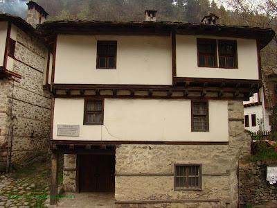 Родната къща на български екзарх Стефан I и митрополит Софийски