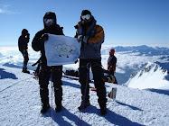 Souvenir du Mont Blanc (juillet 2007)
