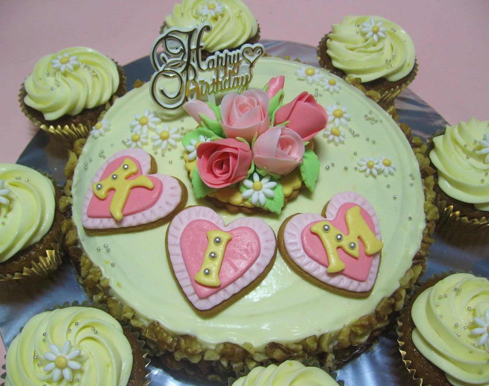 birthday cake kim