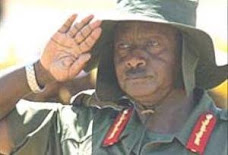 The British  support Museveni  and Kagame' wars to create the East Africa Federation.