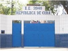 I. E. REPÚBLICA DE CUBA