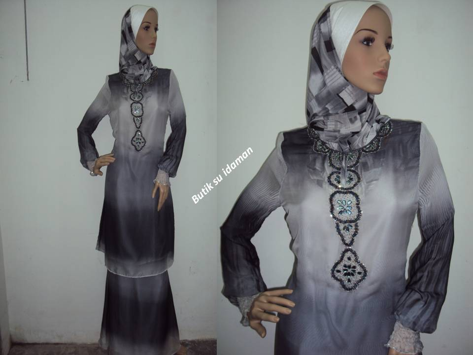 Fesyen Baju Kurung Moden Terkini Baju Kurung Moden 2ton Yang