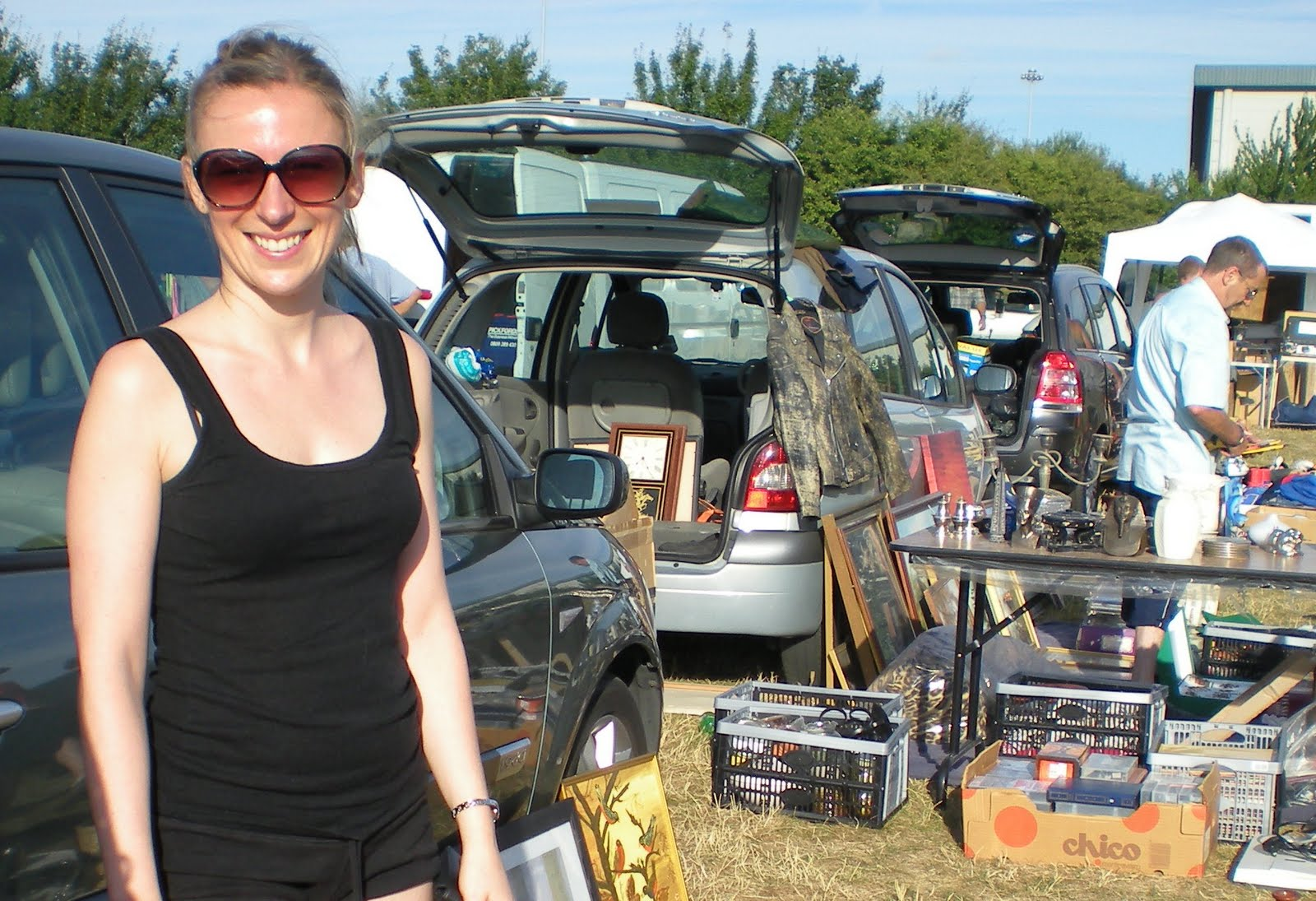 Chelmsford Car Boot Sale Sunday