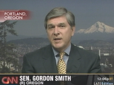 Rep. Senator Gordon Smith
