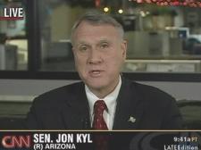 Rep. Senator Jon Kyl