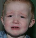 Symbolbild: Weinendes Kleinkind