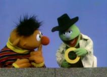 Screenshot aus Sesamstraße: Ernie und Schlemihl