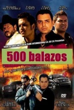 Pelicula 500 Balazos (basada Corrido Comando Del MP) DVDRip